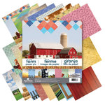 12 x 12 Paper Pad - Farm by Paper House Productions
