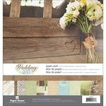 Paper House Productions - Wedding Day Collection - 12 x 12 Paper Pad
