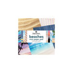 Paper House Productions - 6 x 6 Paper Pad - Beaches