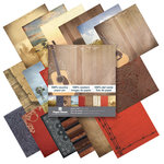 Paper House Productions - 6 x 6 Paper Pad - 100 Percent Country