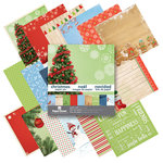 Paper House Productions - 6 x 6 Paper Pad - Christmas