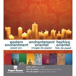 Paper House Productions - 6 x 6 Paper Pad - Enchantment