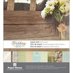 Paper House Productions - Wedding Day Collection - 6 x 6 Paper Pad