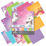 8 x 8 Paper Pad - Little Girl by Paper House Productions