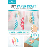 Paper House Productions - DIY Paper Craft - Project Pad - Feathers