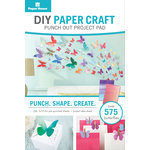 Paper House Productions - DIY Paper Craft - Project Pad - Butterflies