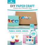 Paper House Productions - DIY Paper Craft - Project Pad - Hearts