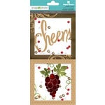 Paper House Productions - Shaker Cards - Wine Country