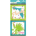 Paper House Productions - Shaker Cards - Florida