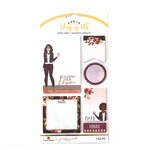 Paper House Productions - This Is Us Collection - Sticky Notes - Girl Boss