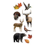 Paper House Productions - Hunting Collection - StickyPix Stickers - Wildlife