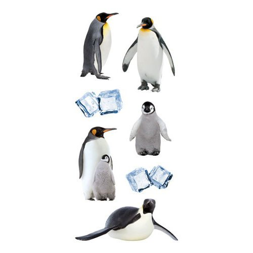 Paper House Productions - StickyPix Stickers - Penguins
