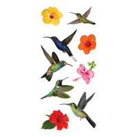 Paper House Productions - StickyPix Stickers - Hummingbirds