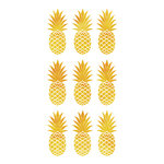 Paper House Productions - StickyPix Stickers - Golden Pineapples