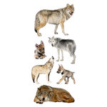 Paper House Productions - StickyPix Stickers - Wolf Pack