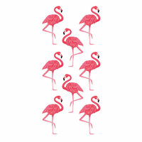 Paper House Productions - StickyPix Stickers - Flamingos