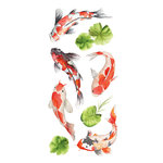 Paper House Productions - StickyPix Stickers - Koi