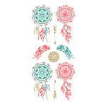 Paper House Productions - Cardstock Stickers - Dreamcatchers