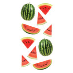 Paper House Productions - Cardstock Stickers - Watermelons