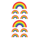 Paper House Productions - Cardstock Stickers - Rainbows