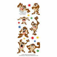 Paper House Productions - Stickers - Looney Tunes - Tazmanian Devil