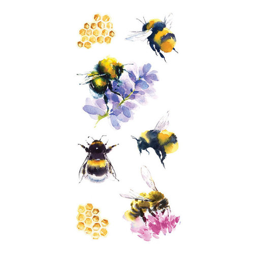 Paper House Productions - Stickers - Bees