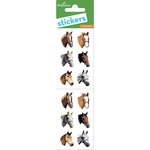 Paper House Productions - Cardstock Stickers - Horses