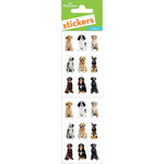 Paper House Productions - Cardstock Stickers - Mini Mixed Dogs