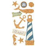 Paper House Productions - Cork'd - Cork Stickers - Nautical