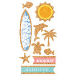 Paper House Productions - Cork'd - Cork Stickers - Sunshine