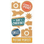 Paper House Productions - Cork'd - Cork Stickers - Picture Perfect