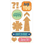 Paper House Productions - Cork'd - Cork Stickers - Hey You