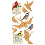 Paper House Productions - Cork'd - Cork Stickers - Birds