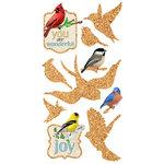 Paper House Productions - Cork'd - Cork Stickers - Birds