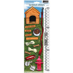 Paper House Productions - Dog Collection - Cardstock Stickers - Dog