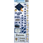 Paper House Productions - Graduation Collection - Cardstock Stickers - Graduation