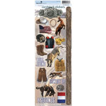 Paper House Productions - Rodeo Collection - Cardstock Stickers - Rodeo