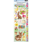 Paper House Productions - Easter Collection - Cardstock Stickers - Easter