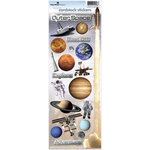Paper House Productions - Outer Space Collection - Cardstock Stickers - Outer Space
