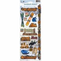 Paper House Productions - Colorado Collection - Cardstock Stickers - Colorado