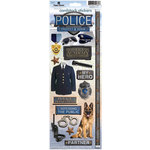 Paper House Productions - Heritage and Heroes Collection Paper House Productions - Police