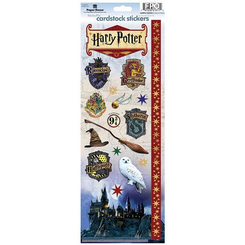 Paper House Productions - Cardstock Stickers - Harry Potter