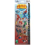 Paper House Productions - Cardstock Stickers - Justice League
