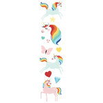 Paper House Productions - 3 Dimensional Stickers - Unicorns