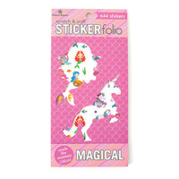 Paper House Productions - Cardstock Stickers - Scratch and Sniff Folio - Magical