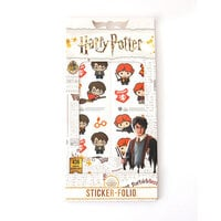 Paper House Productions - Cardstock Stickers - Harry Potter Folio