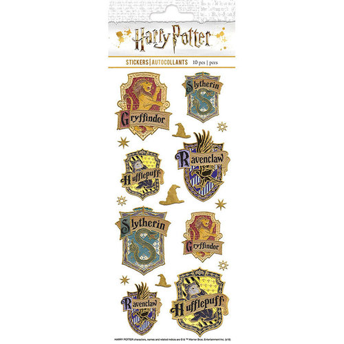 Paper House Productions - StickyPix - Faux Enamel Stickers - Harry Potter