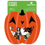 Paper House Productions - Flakes - Cardstock Stickers - Halloween