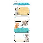 Paper House Productions - Cardstock Stickers - Labels - Kittens