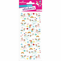 Paper House Productions - Cardstock Stickers - Micro - Unicorn